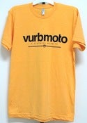 Image of Vurbmoto Heather Gold Tee