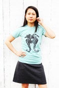 Image of Ladies Sea Horse Tee