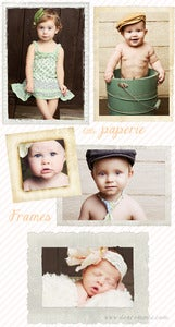 Image of Little Paperie Frames