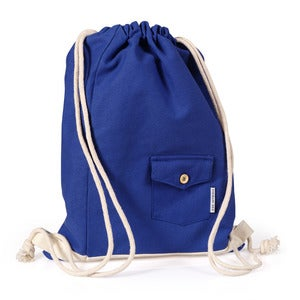 Image of KirigamiBBQ Cotton Canvas Draw String Bag