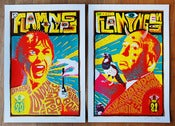 Image of Set of BOTH The Flaming Lips - London Prints