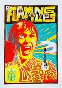 Image of The Flaming Lips - London - May20 - Silkscreen Poster