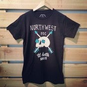 "Image of ""Northwet 'til Death"" t-shirt"