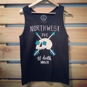 "Image of ""Northwest 'til Death"" tank top"