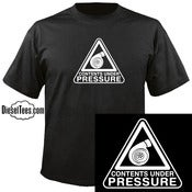 "Image of ""Contents Under Pressure"" Turbo/Boost T Shirt or Hoody"