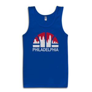 Image of Baller Skyline Tank-Top (Royal)