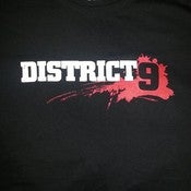Image of DISTRICT 9 ALBUM T SHIRT (IN STOCK)