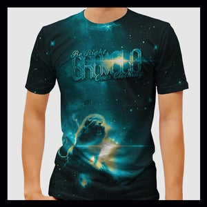 Image of Space Lion T-shirt