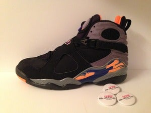 "Image of Air Jordan VIII (8) ""Phoenix Suns"""