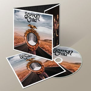 Image of Scorpion Child - Scorpion Child (CD PRE-ORDER)