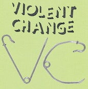 "Image of Violent Change - ""Suck on the Gun"" EP (Melters)"
