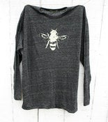 Image of Long Sleave Bee Shirt