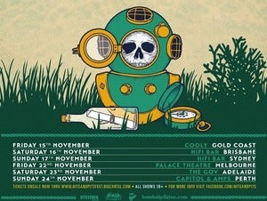 Image of MELBOURNE Ticket - Hits & Pits Festival (18+)