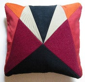 Image of Fun Makes Good AU Cushion - Red