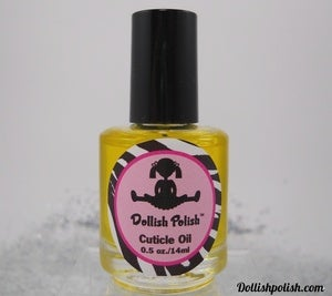 "Image of ""Pink Grapefruit Splash"" Cutilce Oil"