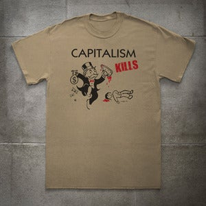Image of Capitalism Kills