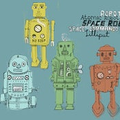 Image of Robots <br><i><small>prices in AU$</small></i>