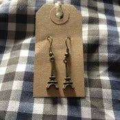 Image of Tower Earrings