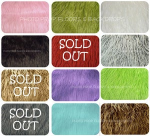 Image of Faux Fur {60 inches x 1 yard}