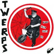 Image of TWERPS <i>bloodspit boys</i> 7""