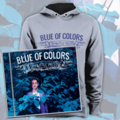Image of Blue of Colors<br>'Small Little Pieces'<br>CD & Hoodie (Heather Grey)