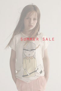 Image of soft gallery ° AXE GIRL T-Shirt SUMMER SALE