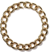 "Image of "" New "" Kara Ackerman <i> Elizabeth Link <i/> Necklace in Yellow Gold"