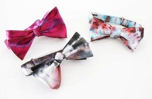 Image of Ruff Dye Bowties