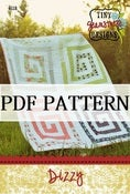 Image of Dizzy PDF Pattern