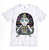 Image of PHARAOH White T-Shirt