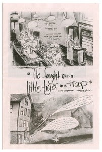 "Image of NEW! ""He fought like a little tiger in a trap,"" book"