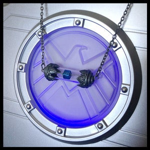 Image of Tesseract Necklace