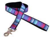 Image of Indigo Stripe - Dog Leash in the category  on UncommonPaws.com