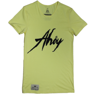 Image of Yellow Ahoy Tee