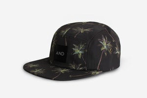Image of Palm AND 5 Panel Cap <em>NEW</em>