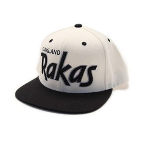Image of Oakland Rakas Snap Back