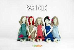 Image of Lily, Limited Edition rag dolls