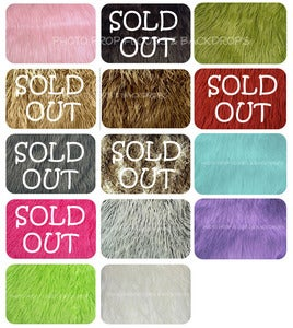 Image of *ON SALE* Faux Fur {20 inches x 36 inches}