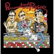 Image of Personal and The Pizzas - Raw Pie LP IMPORT