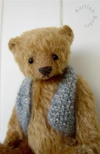 Image of Jasper, Mohair Artist Teddy from Aerlinn Bears