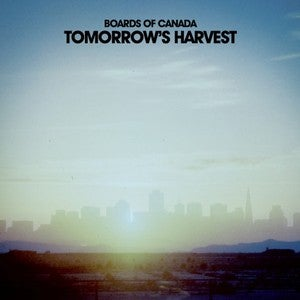 Image of Boards Of Canada -Tomorrow's Harvest - 2LP+MP3/Gatefold (WARP)