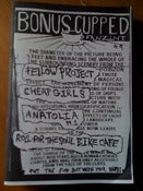 Image of Bonus Cupped Fanzine #9 - Cheap Girls, Fellow Project.....