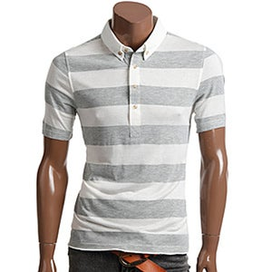 Image of The Striped Polo Shirt - NEW! Summer '13!