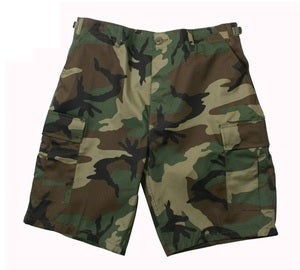 Image of The Camo Cargo Shorts - NEW! Summer '13!