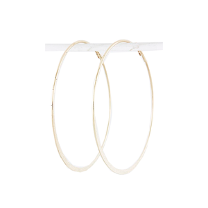 Image of Classic Hoop Earrings