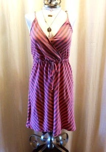 Image of Ashlie Stripe Dress