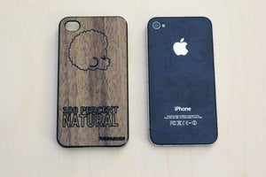 Image of NATURAL IPHONE CASE 4/4S
