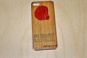 Image of NATURAL IPHONE CASE 5
