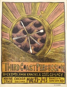 Image of Third Coast Percussion Poster