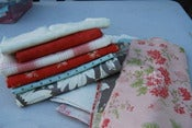 Image of Martinique Layer Cake and Yardage Bundle/Quilt Kit